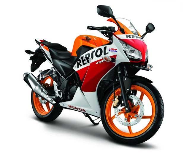 Honda CBR 150R Moto GP Edition