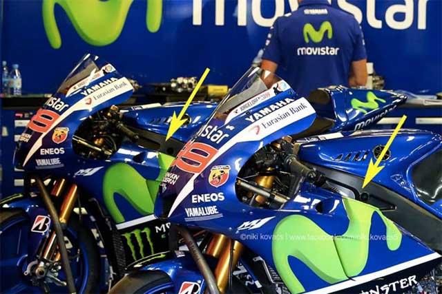 Gambar Sasis baru Yamaha