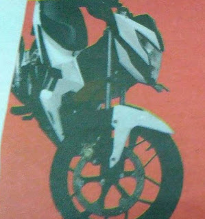 Tampilan Honda Sonic 150