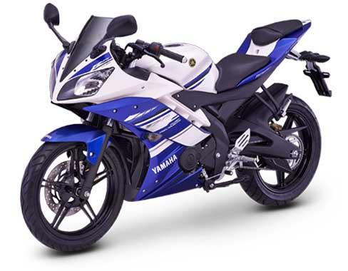 Yamaha YZF-R15 Racing Blue