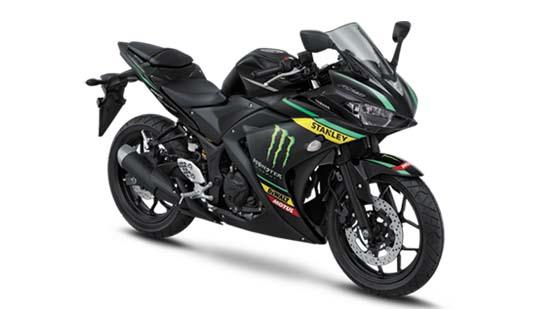 Yamaha YZF-R25 Moto GP Livery Monster Tech 3