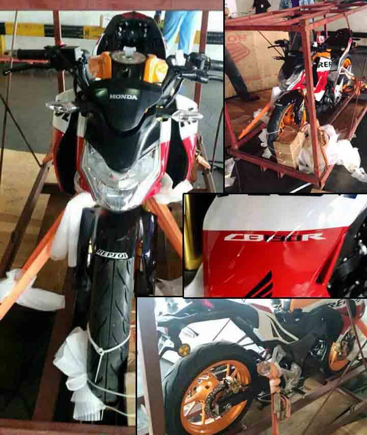 Gambar Honda CBR190R gabungan