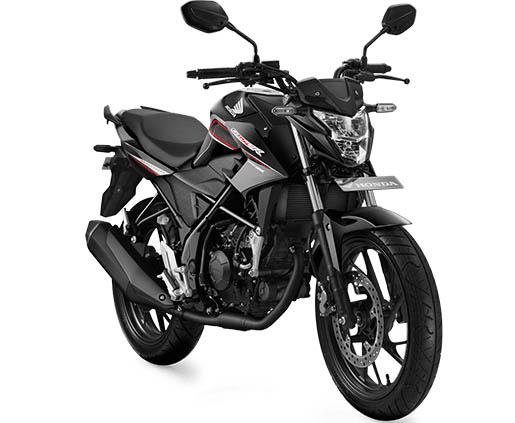Honda New CB150R StreetFire Facelift 2015 Macho Black