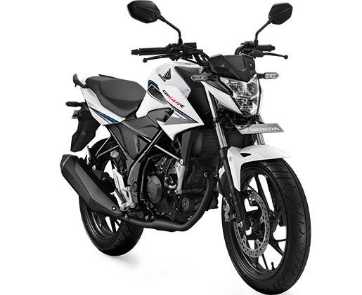 Honda New CB150R StreetFire Facelift 2015 Rapid White