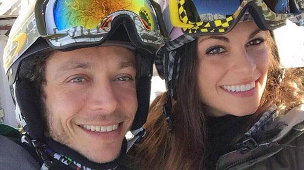 Valentino Rossi dan Linda