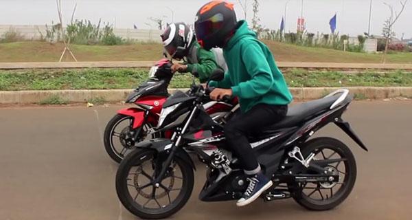 Bebek vs Ayago 150 cc
