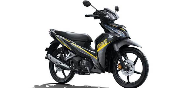 Pilihan Warna Honda Blade 125 Facelift 2016