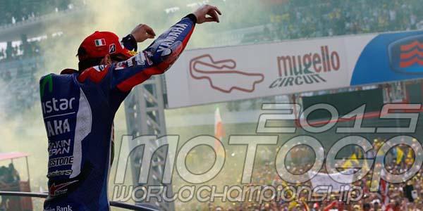Lorenzo juara MotoGP 2015