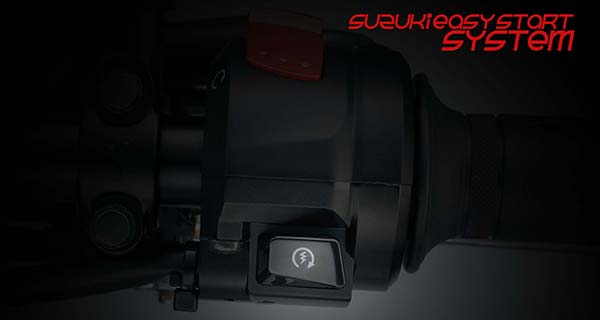 Cara kerja Suzuki Easy Start, One Easy button