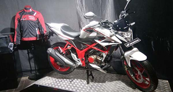 All New Honda CB150R Special Edition baru