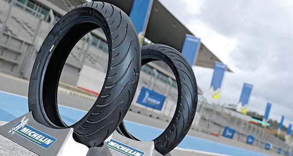 Ban Michelin akan melakukan tes
