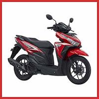 Motor Honda terbaru - Vario eSP 125