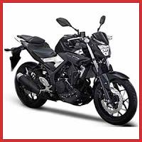 Motor Yamaha terbaru - MT25