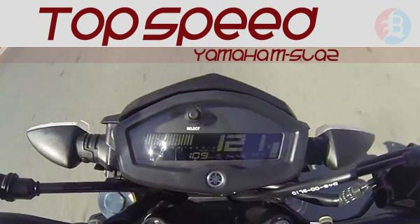 Top Speed Yamaha M-Slaz