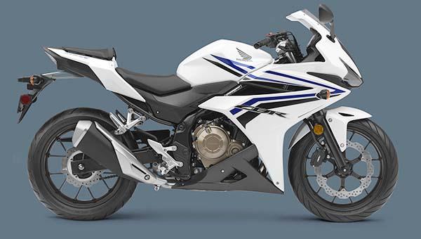 Honda CBR500R Import CBU