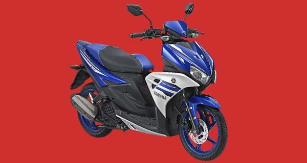 Spesifikasi dan Harga Yamaha Aerox 125 LC