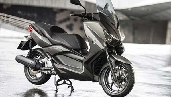 Yamaha NMax/Xmax 250 diprediksi rilis semester dua 2016