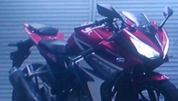 Honda CBR150R 2016 Design