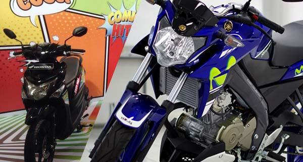 Honda kuasai total penjualan, Yamaha kuasai Sport