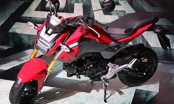 Honda MSX125 Indonesia