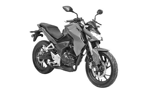 Honda siapkan motor Minor Fighter penantang Xabre