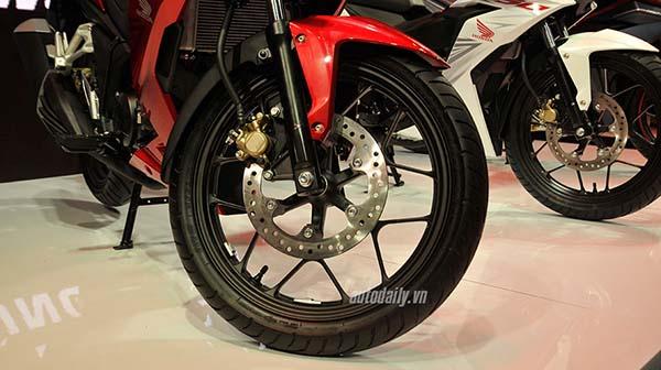 Ban Depan Honda Supra X 150 aka Winner