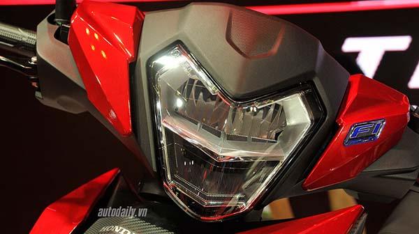 Headlamp Honda Supra X 150 aka Winner