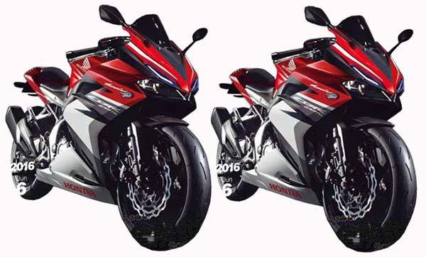 Honda CBR250RR Young Machine