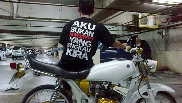 RX King bukan motor jambret