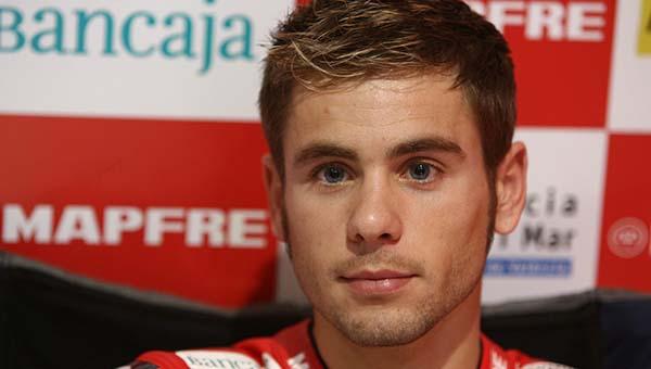Alvaro Bautista pindah ke Aspar Ducati