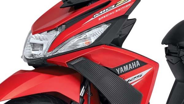 Yamaha Mio Z Merah Zuper