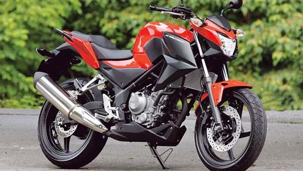 Honda CB250F Single Cylinder