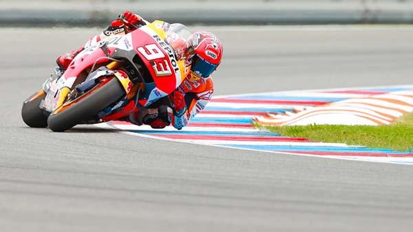 Marc Marquez Pole Position