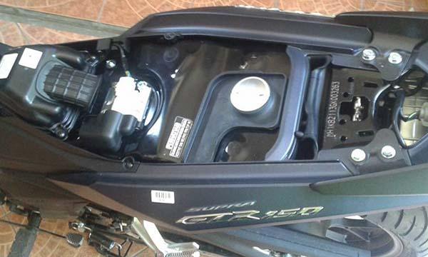 Bagasi Honda Supra GTR150