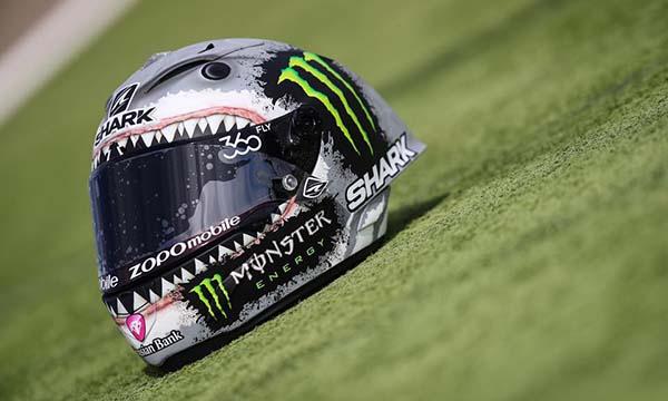 Helm Spesial Lorenzo di Aragon 2016