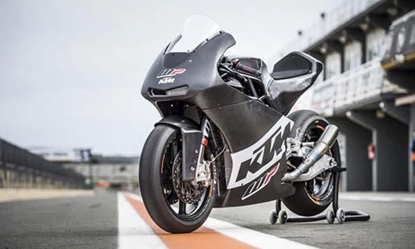 Motor KTM di Moto2