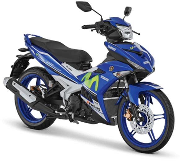 Yamaha Y15ZR versi Indonesia