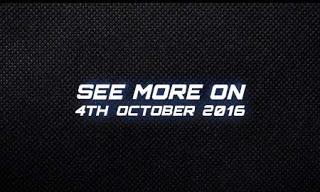 teaser Yamaha R6 2017