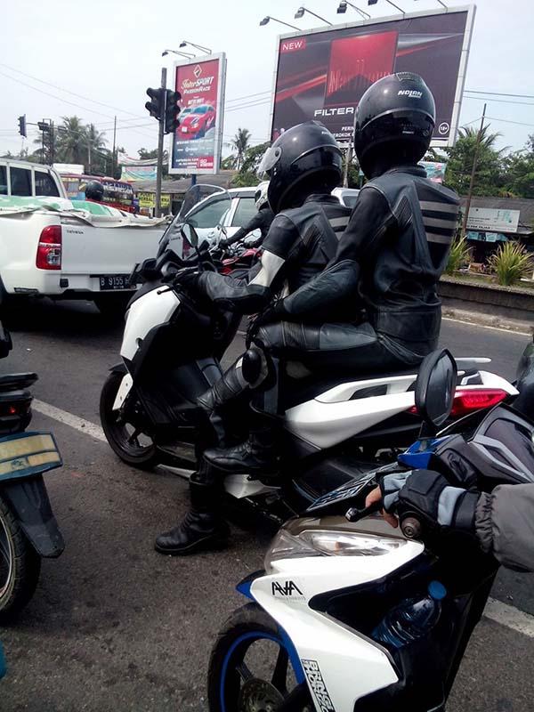 Yamaha XMax 250 dites