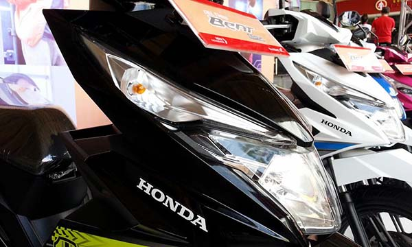 Honda BeAT Sporty 2016
