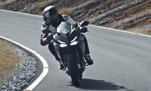 TVC Honda CBR250RR