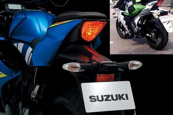 Kemiripan Suzuki GSX-R125 dengan GSX-R150