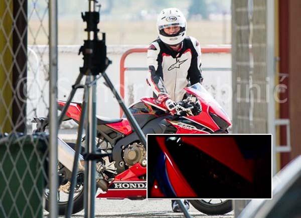Lampu Honda CBR1000RR
