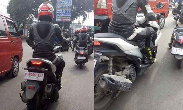 Yamaha Aerox 155 dan Fino SSS