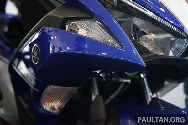 Lampu Yamaha Aerox 155