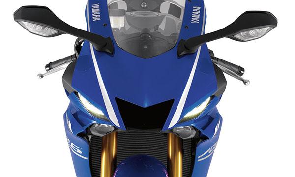 Yamaha R6 2017 sudah pakai LED