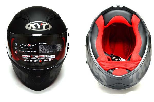 Helm KYT Apparel CBR250RR