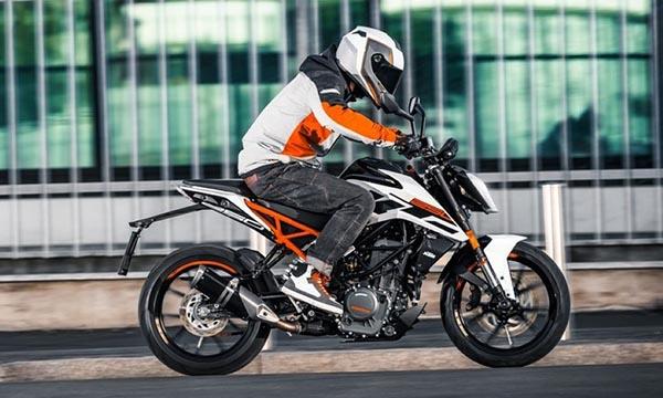 KTM Duke 250 terbaru