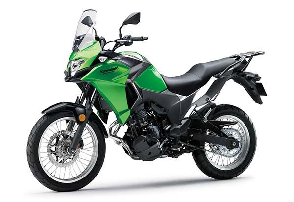 Kawasaki Versys-X 250 kiri depan
