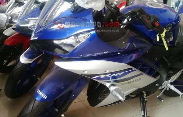Yamaha R15 facelift?